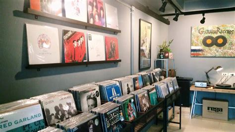 The Garage Bangkok by 7 Places To Hunt For Vinyl Records In Bangkok Siam2nite