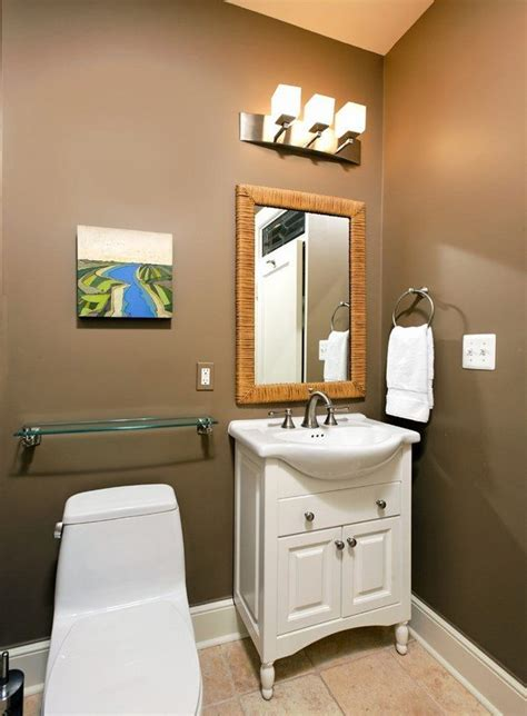 guest bathroom color ideas trendy taupe color add a calm elegance to your home interior