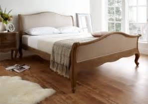 Amelia Bed Frame Amelia Oak Bed Frame Hfe Oak Beds Wooden Beds Beds