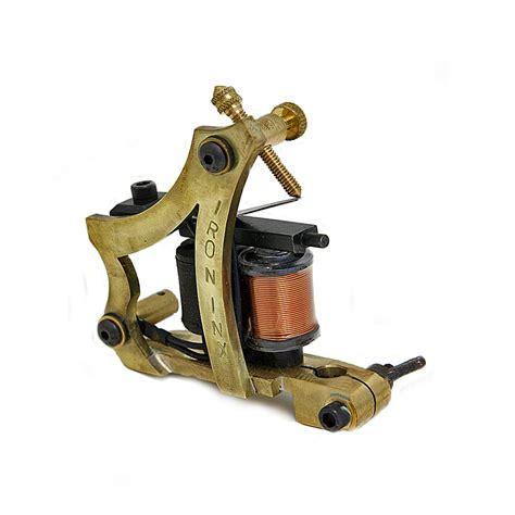 tattoo machine frame styles custom inx tattoo machine jensen style frame brass bg shader