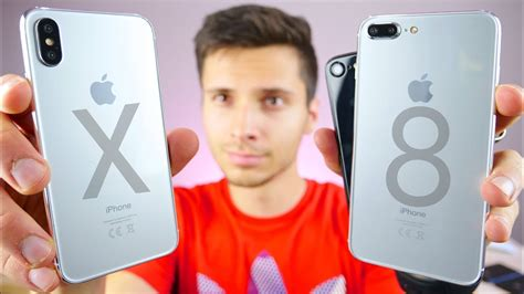 iPhone X vs iPhone 8/8 Plus   Which Should You Buy?   YouTube