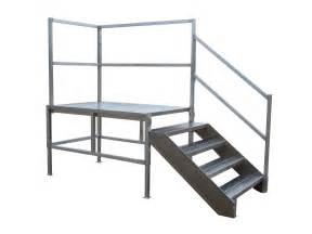 alu treppen portable aluminum stairs images