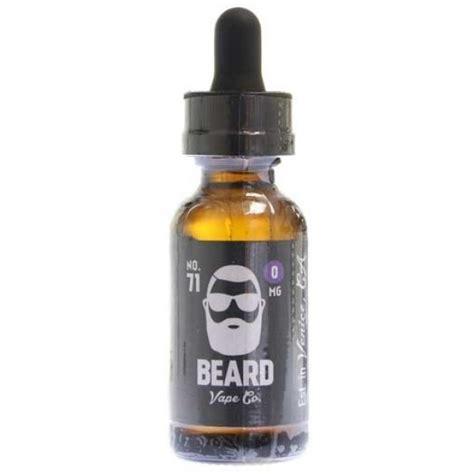 Eliquid E Liquid Beard Green Beard Vape Co E Juice 71 30ml Premium Ejuice Eliquid E Liquid