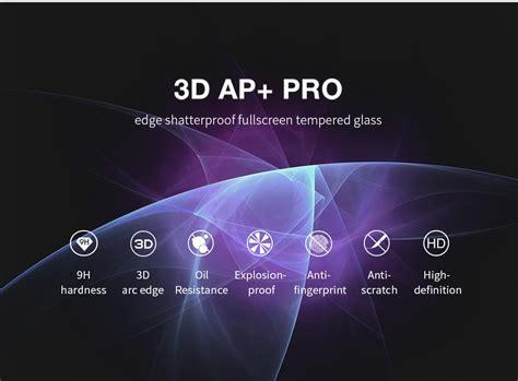Nillkin 3d Ap Pro Tempered Glass Huawei P10 nillkin 3d ap pro edge shatterproof fullscreen tempered glass screen protector for huawei p10