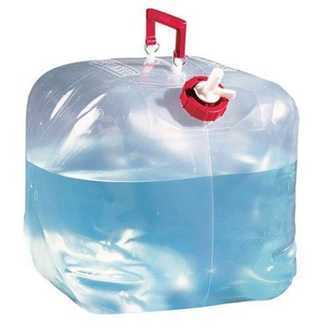 best water storage containers 5 gallon water container collapsible