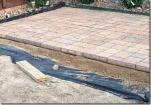 Patio Paver Base Sand Just Me And My Running Shoes Running And Healthy Living Journey For And Completing