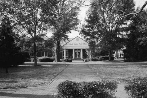 Davidson Post Office davidson post office mecklenburg story