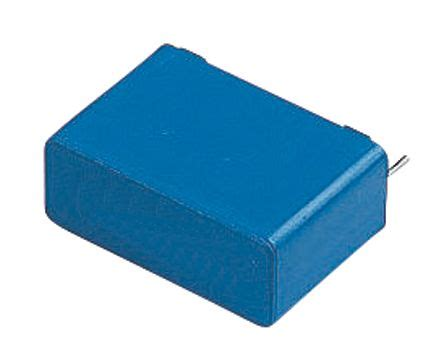 capacitor polyester epcos b32523q3225j epcos 2 2μf polyester capacitor pet 160 v ac 250 v dc 177 5 b32523 series through