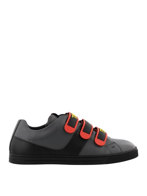 sneakers with velcro straps think fendi velcro straps sneakers by fendi trainers ikrix