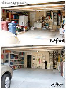 garage makeovers garage makeover projects decorating your small space