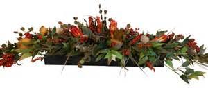 Hanging Bud Vase Long Low Floral Centerpiece Rustic Artificial Flower
