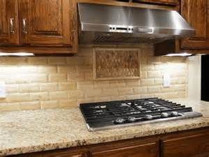 Stone Kitchen Backsplash Natural Stone Kitchen Backsplash Home Design Ideas