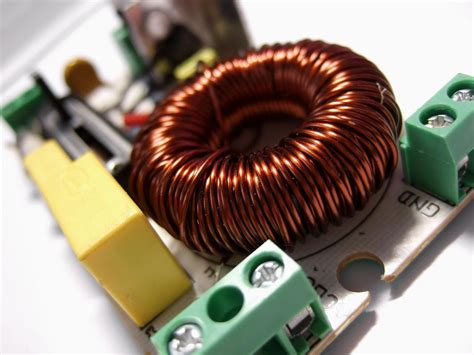 what is the application of inductor types of inductors in electronics