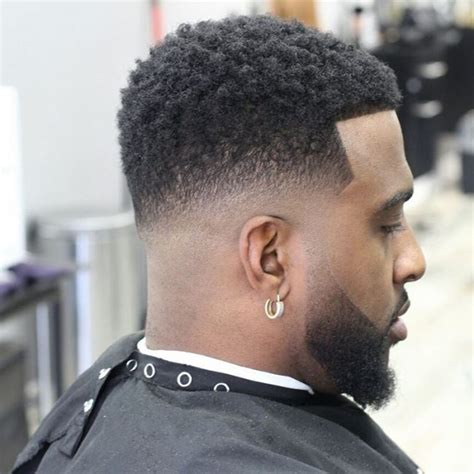 afro bald fade cut 90 trendy taper fade afro haircuts keep it simple 2018