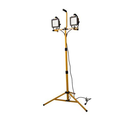 led work light stand all pro 5000 lumen 2 led stand work light wlt5040lst