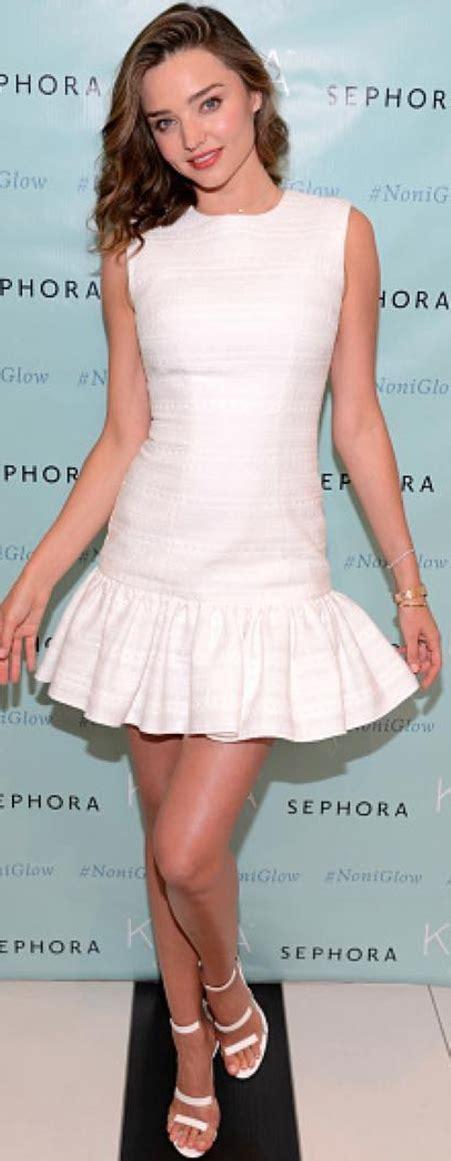 Kerr Dress who made miranda kerr s white dress and