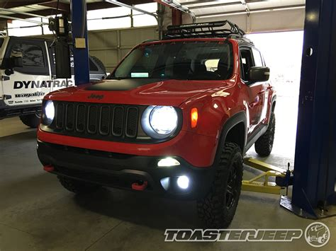 jeep renegade lights jeep renegade led fog light conversion installation write