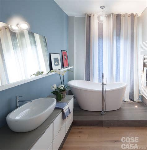 casa e bagno maxi trilocale design e ispirazioni scandinave per la