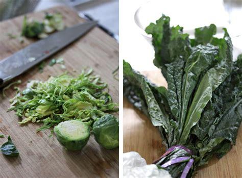 Cabbage Broccoli Detox Salad by Detox Salad Brussels Kale Cabbage