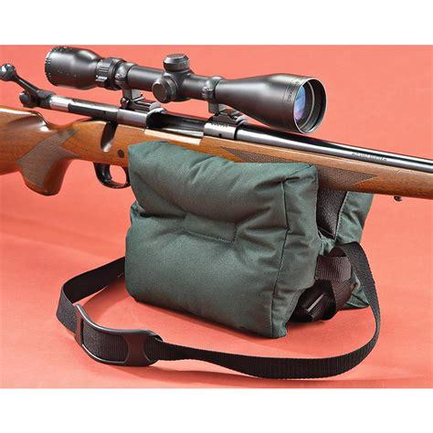 bench rest bag allen filled bench bag 142923 shooting rests at sportsman s guide