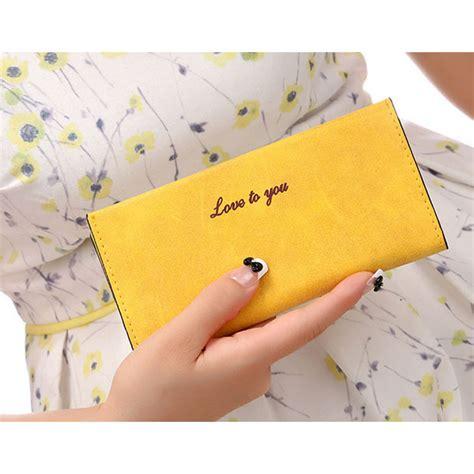 Ms Wallet Leather Wallet Dompet Watermelon ms wallet dompet panjang wanita yellow