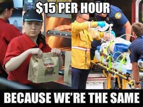Minimum Wage Meme - minimum wage firefighter with a pen