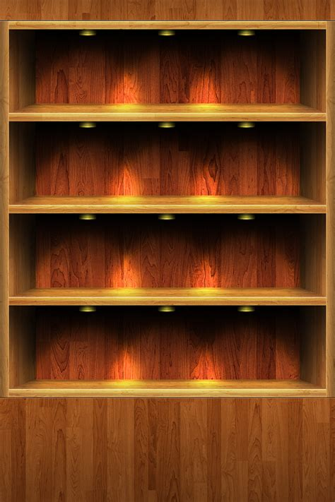 app shelf wallpaper a wallpaper i made jeff batterton