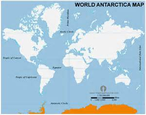 World Map Antarctica by Free Antarctica Location Map Location Map Of Antarctica