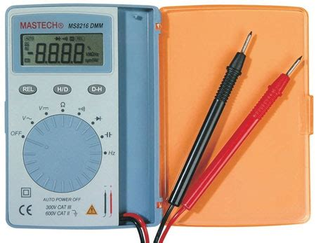 Multitester Digital Kecil Mastech Digital Pocket Autoranging Multimeter 4000 Counts Ms8216 Jakartanotebook