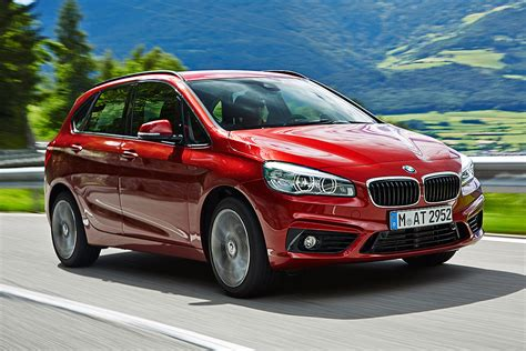 Bmw 2er Tourer Test by Bmw 2er Active Tourer Und Konkurrenten Im Test Bilder