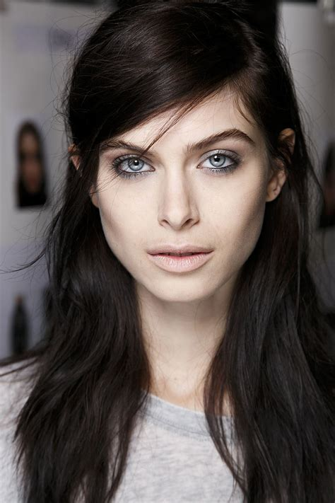 Fall Makeup Trends Gray Shadow by 2014 Winter Trends From New York Fashion Week