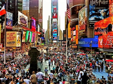 New York city tourism » Travel