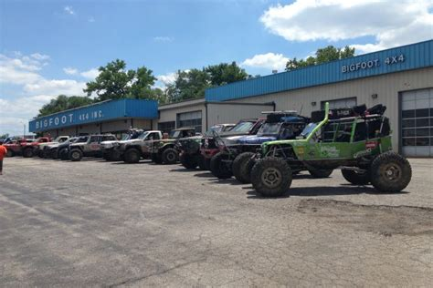 bigfoot truck st louis bigfoot 4x4 moving headquarters to missouri location