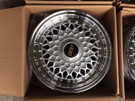 bbs rs design silver bnew magsh pcd  mindanao tyrehaus