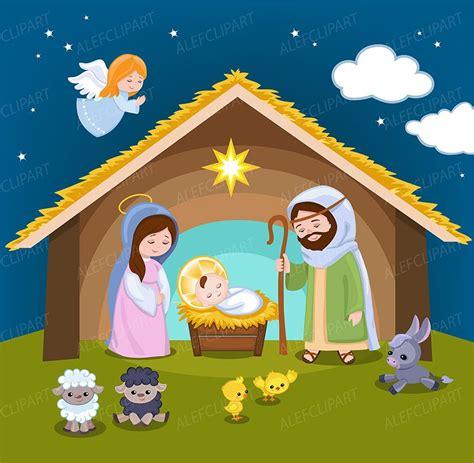 presepe clipart nativity clipart clipart