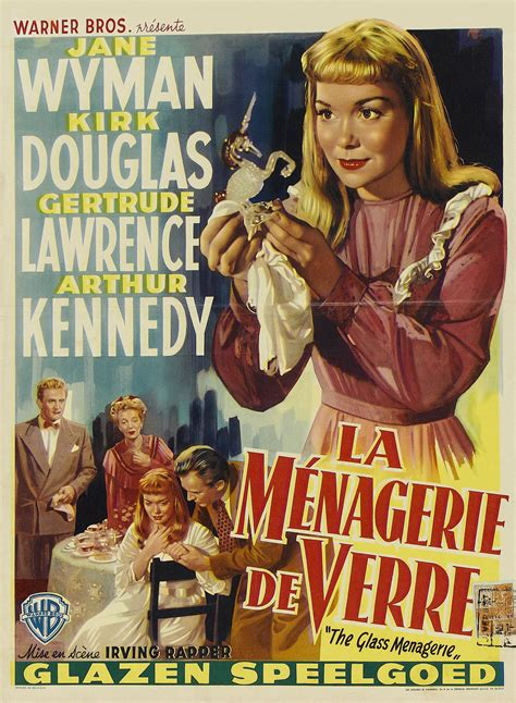 The Glass glass menagerie the 1950