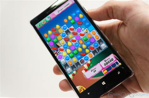 Crush Saga Sweet Phone by App Spotlight Crush Saga For Windows Phone Demo