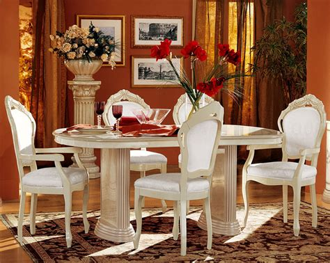 ivory dining room set ivory dining table and chairs eldesignr