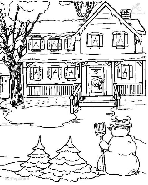winter coloring pages for adults coloring page snow