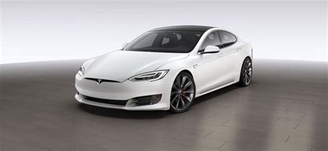 The New Tesla Model S Tesla Unveils New Model S Design Includes Bioweapon