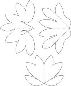 water lily template any 225 k napja pinterest pop up