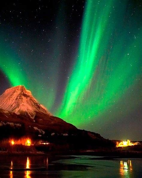 When Are Northern Lights In Iceland by Northern Light Iceland