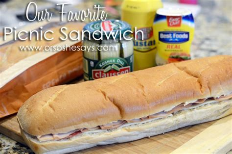 Our Favorite Sandwiches by Sandwiches Archives Page 4 Of 8 Or So She Says
