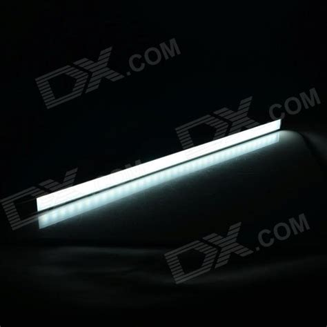 Usb Led Light Bar Usb Powered Adjusting 500lm 6500k 36 Led White Light Bar Silvery Black Dc 5v