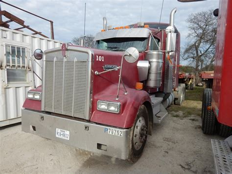 kenworth for sale in texas kenworth w900l in texas for sale 121 used trucks from 21 300