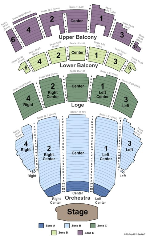 beacon theater seating chart kratts live beacon theatre tickets kratts