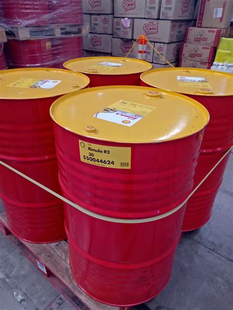 Shell Rimula R2 1 shell rimula r2 30w 209 l 1 drum sejahtera