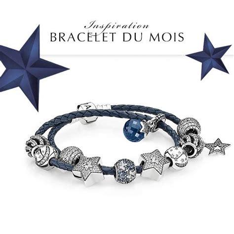 Modele Bracelet Pandora Bleu