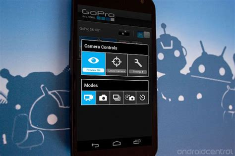 gopro app for android gopro app for android now available android central