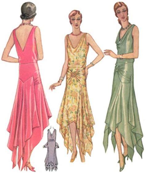vintage 1920s fashion